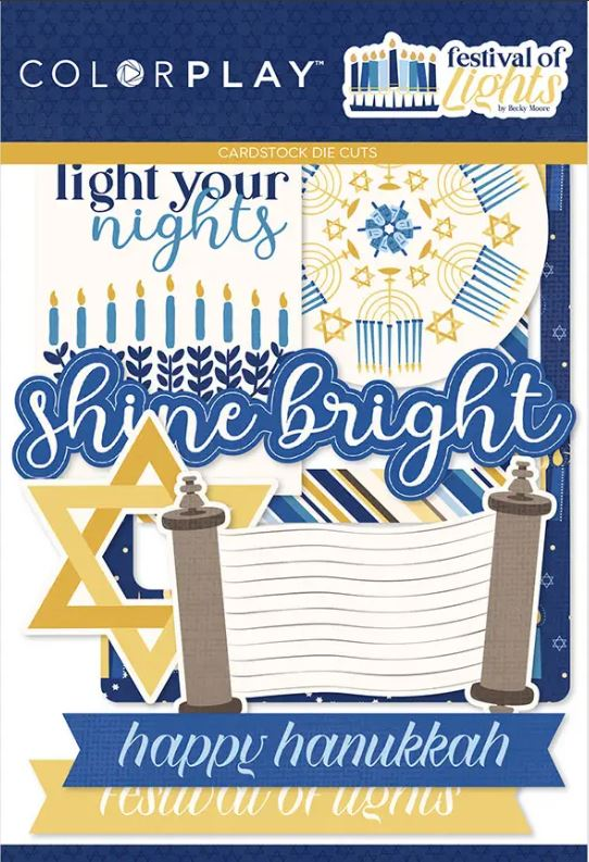 Photo Play - Festival of Lights Hanukkah Ephemera
