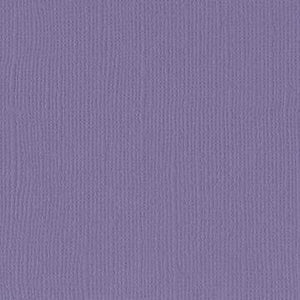 Bazzill 12x12 Cardstock - Heather