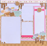 Better with Chocolate Layout Kit