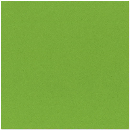 Bazzill 12x12 Cardstock - Lime Crush