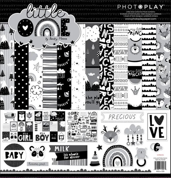 Photo Play - Little One Collection Kit