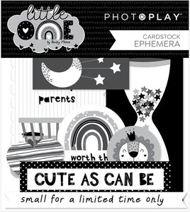 Photo Play - Little One Ephemera