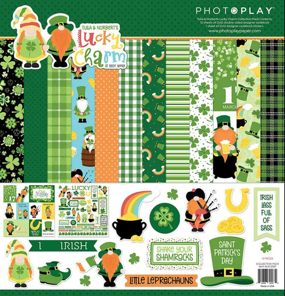 Photo Play - Lucky Charm Collection Kit