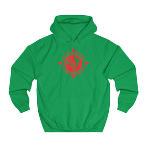 OTH CLASSIC XMAS RED LIMITED EDITION HOODIE