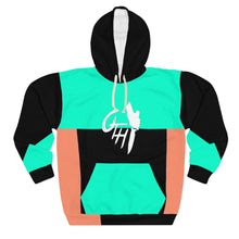"Load image into Gallery viewer, OTH ""AQUAMAN"" Pullover Hoodie by LP"