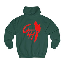 Load image into Gallery viewer, OTH CLASSIC XMAS RED LIMITED EDITION HOODIE