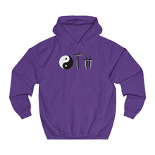 "Load image into Gallery viewer, OTH ""Yin-Yang Custom"" Hoodie by LP"