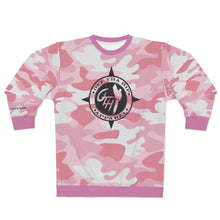 "Load image into Gallery viewer, OTH ""CAMOSZN"" Sweatshirt (Pink)"