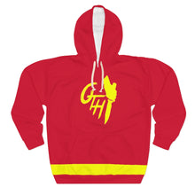 "Load image into Gallery viewer, OTH ""MUSTCATCHUP"" Pullover Hoodie"