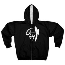 "Load image into Gallery viewer, OTH ""CENTREX2"" Zip Hoodie"