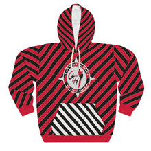 Load image into Gallery viewer, OTH STRIPELYFE Pullover Hoodie RARE RED EDITION