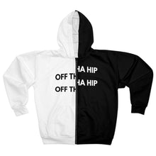 "Load image into Gallery viewer, OTH ""2FACE"" Zipper Hoodie"