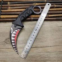 Load image into Gallery viewer, OTH Counter Strike claw tactical survival Knife