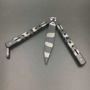 OTH butterfly knife titanium