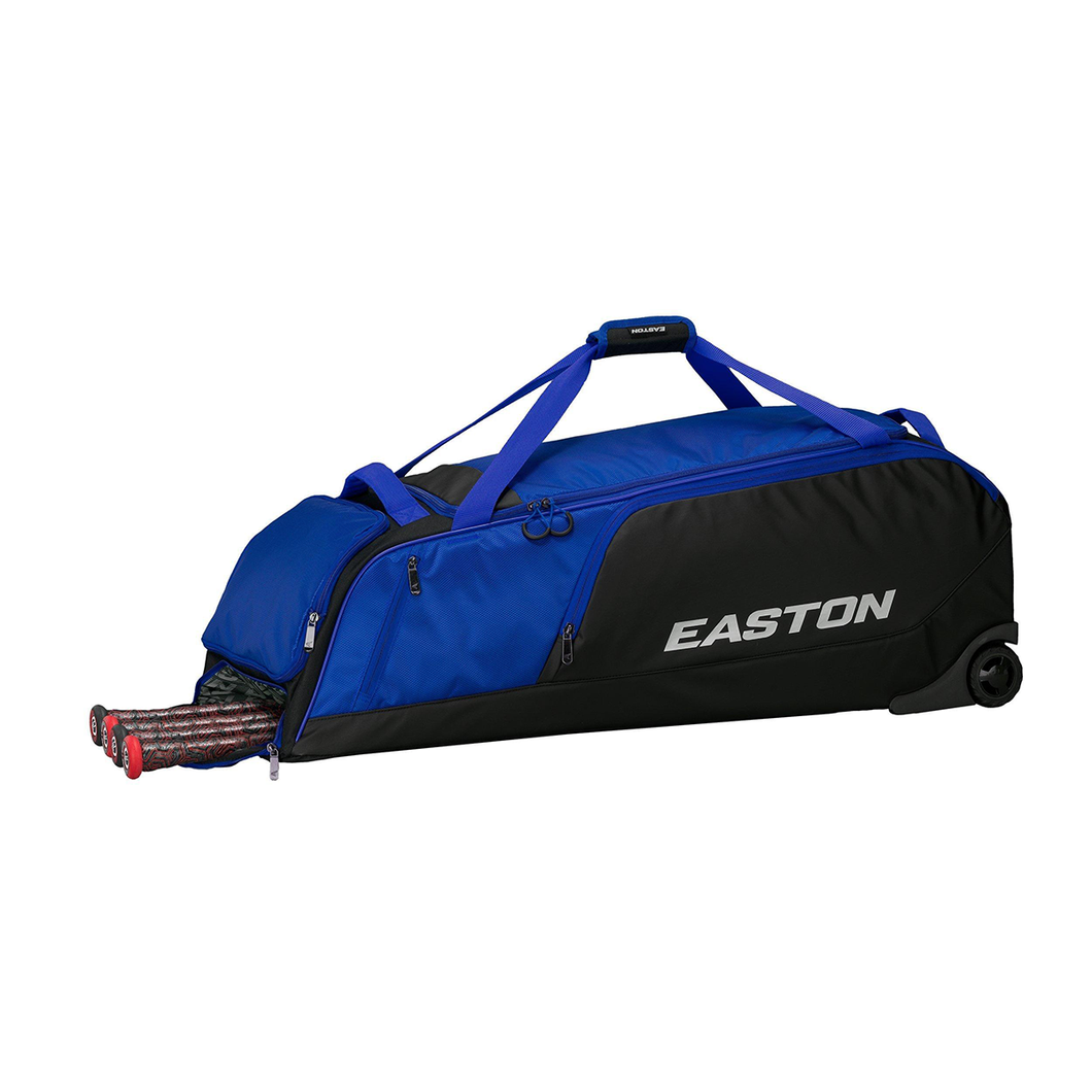 EASTON DUGOUT WHEELED BAG ROYAL