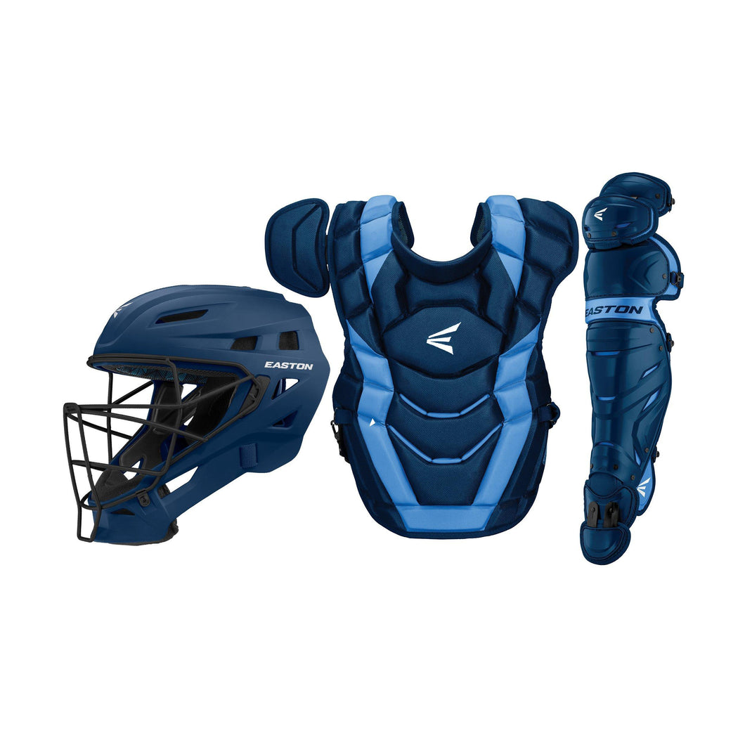 EASTON ELITE X CATCHERS SET NAVY CAR BLU