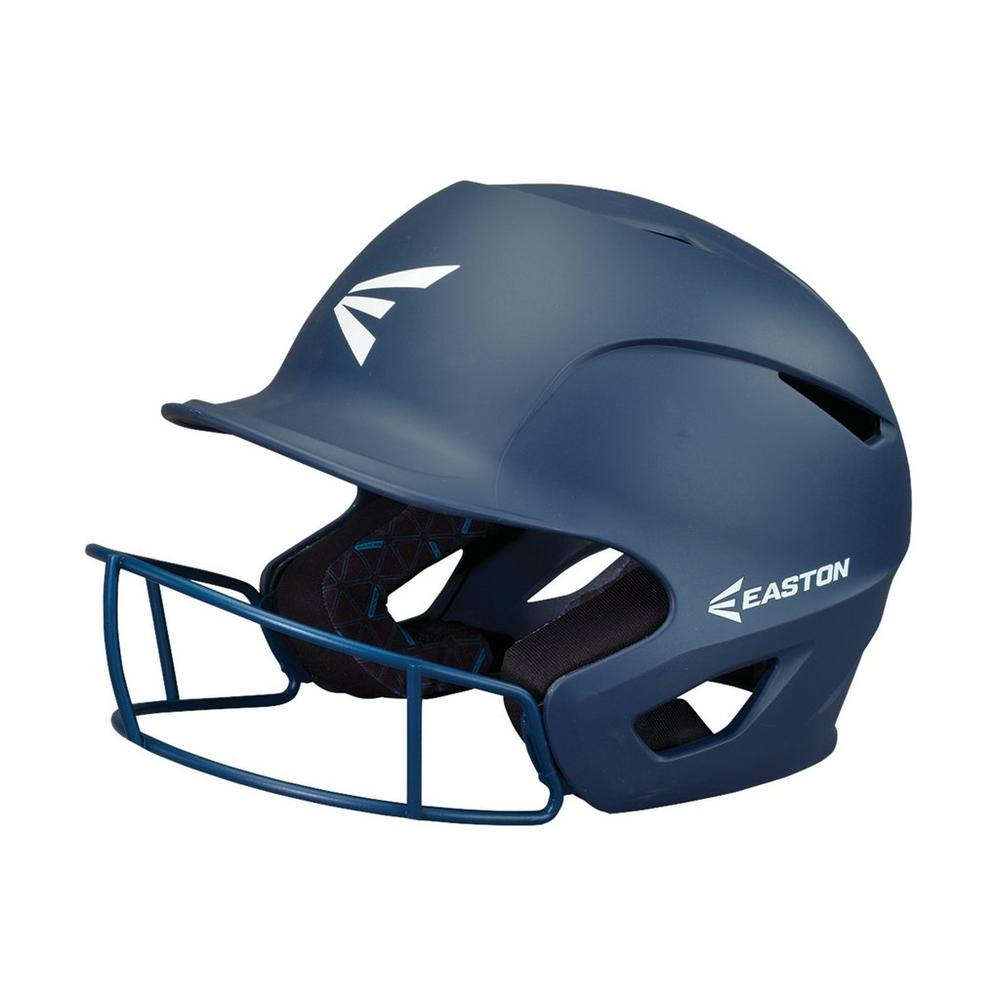 EASTON PROWESS MATTE NAVY BATTING HELMET