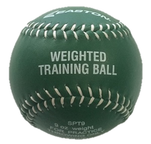Load image into Gallery viewer, EASTON 9oz WEIGHTED TRAINING SOFTBALL GREEN