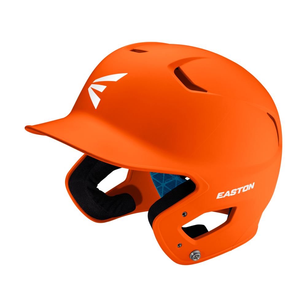 EASTON Z5 2.0 MATTE BATTING HELMET ORANGE