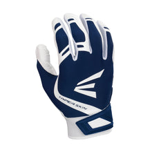 Load image into Gallery viewer, EASTON ZF7 VRS HYPERSKIN BATTING GLOVES WHITE NAVY