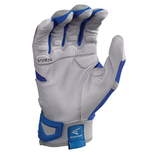 Load image into Gallery viewer, EASTON Z7 VRS HYPERSKIN BATTING GLOVES GREY ROYAL