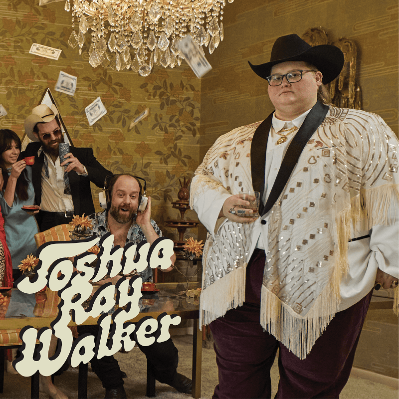 Joshua Ray Walker 'Glad You Made It' CD