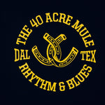 The 40 Acre Mule 'Horseshoe' T-Shirt