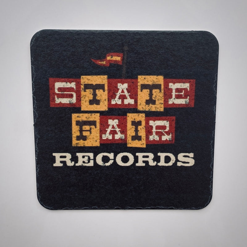 State Fair Records Coaster (Set of 4)