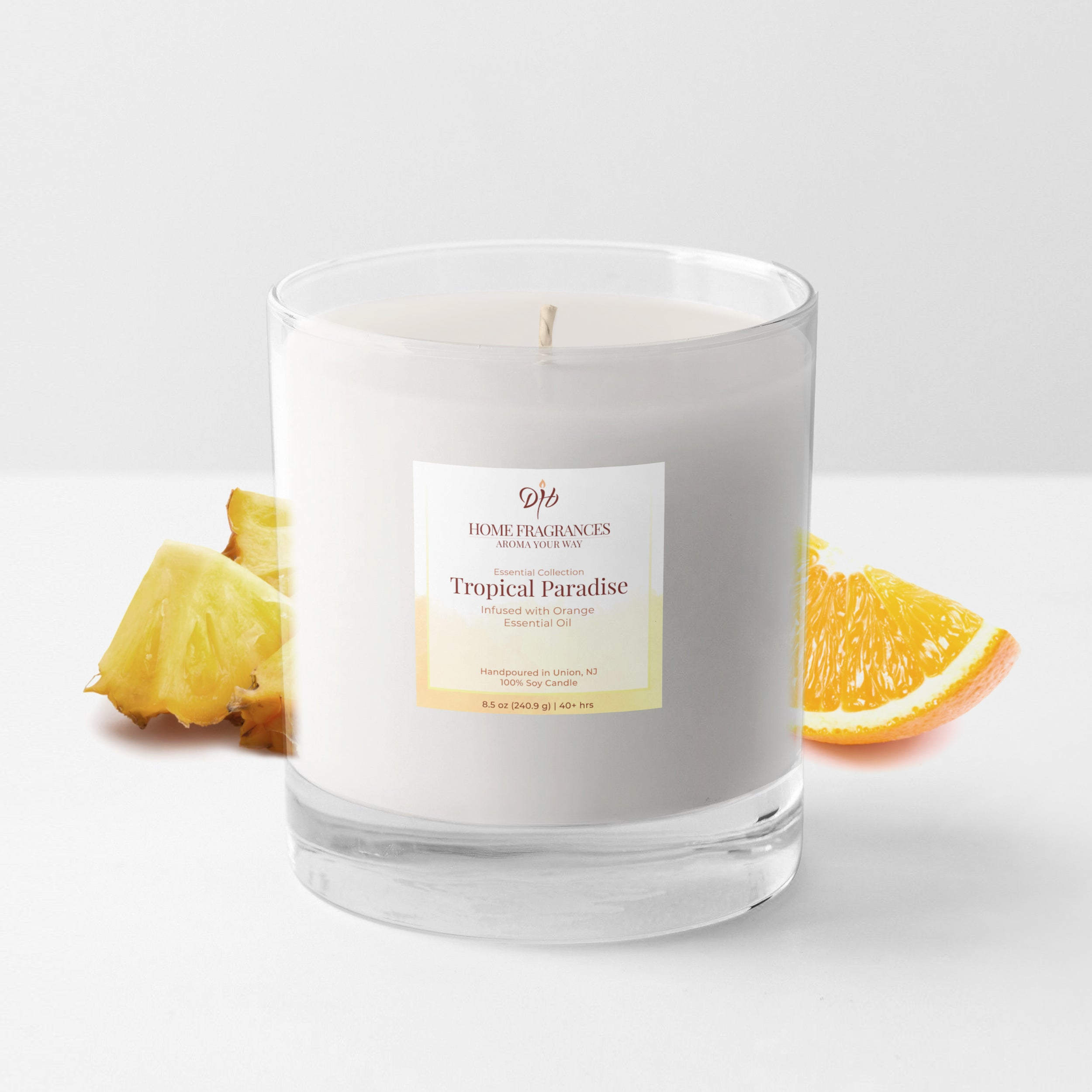 Tropical Paradise Soy Candle