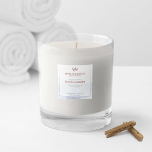 Fresh Laundry Soy Candle