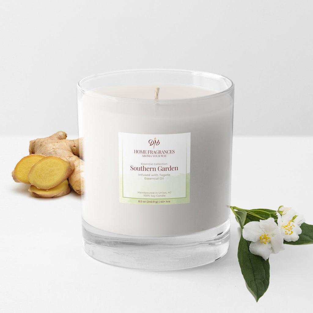 Southern Garden Soy Candle
