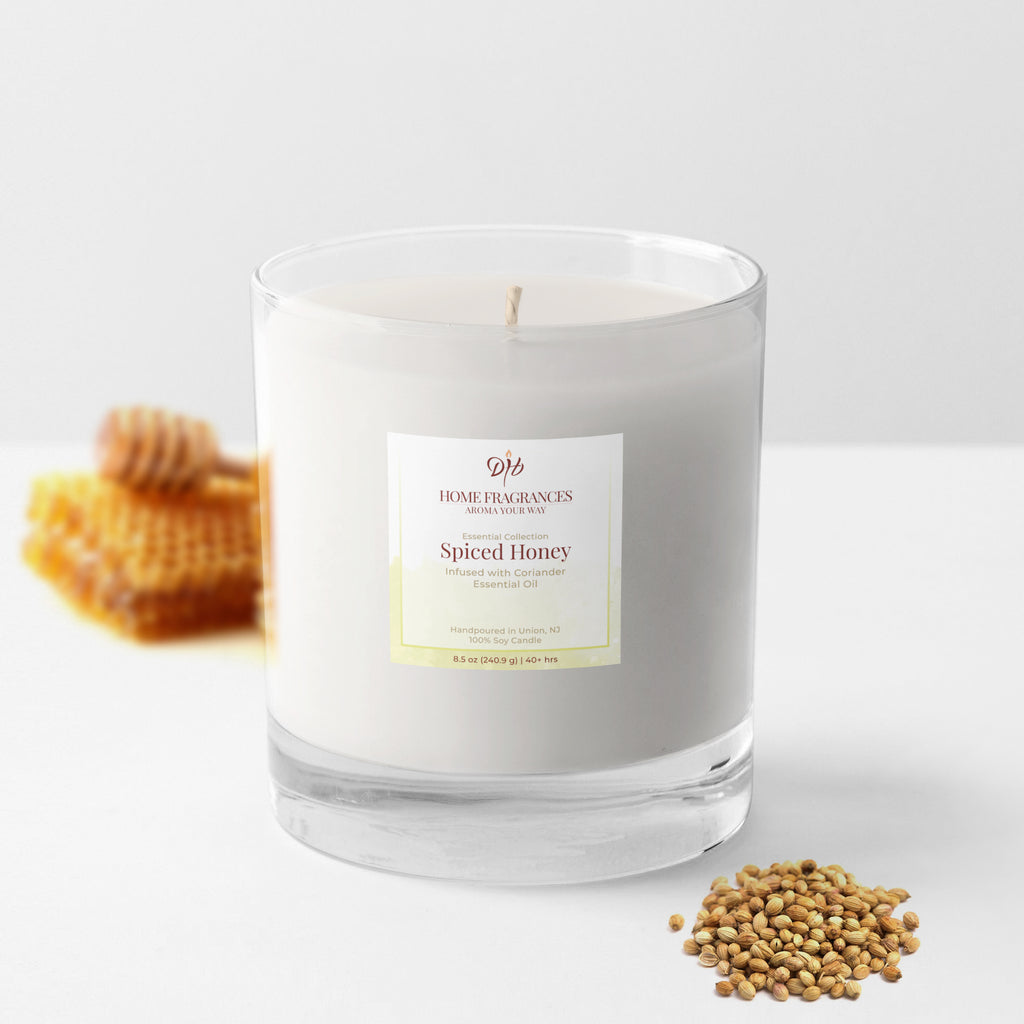 Spiced Honey Soy Candle