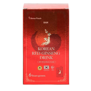 Red Ginseng Tonic
