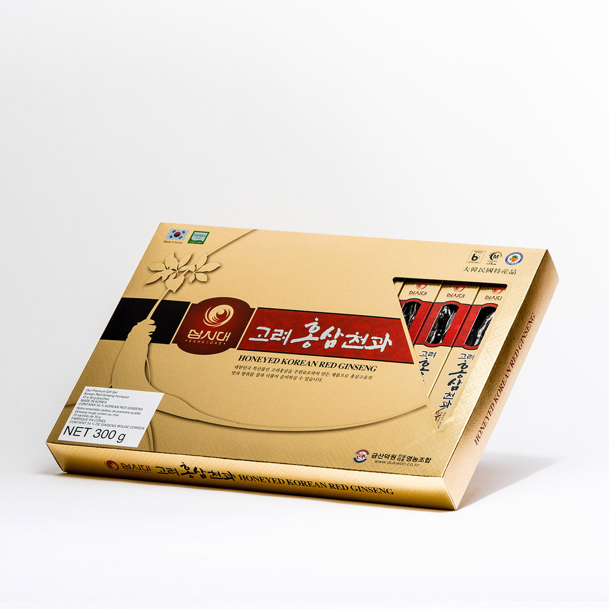 Honeyed Red Ginseng