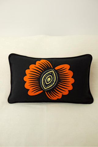 Lashes Oblong Cushion