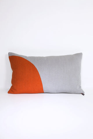 Curve Cushion - Orange