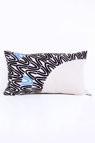 Blue Igloo Cushion
