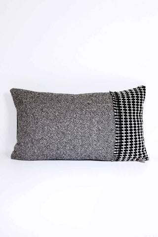 Grey Tweed Cushion