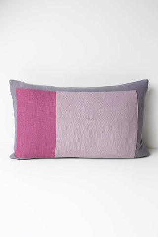 Two Thirds Cushion - Dusky Pink