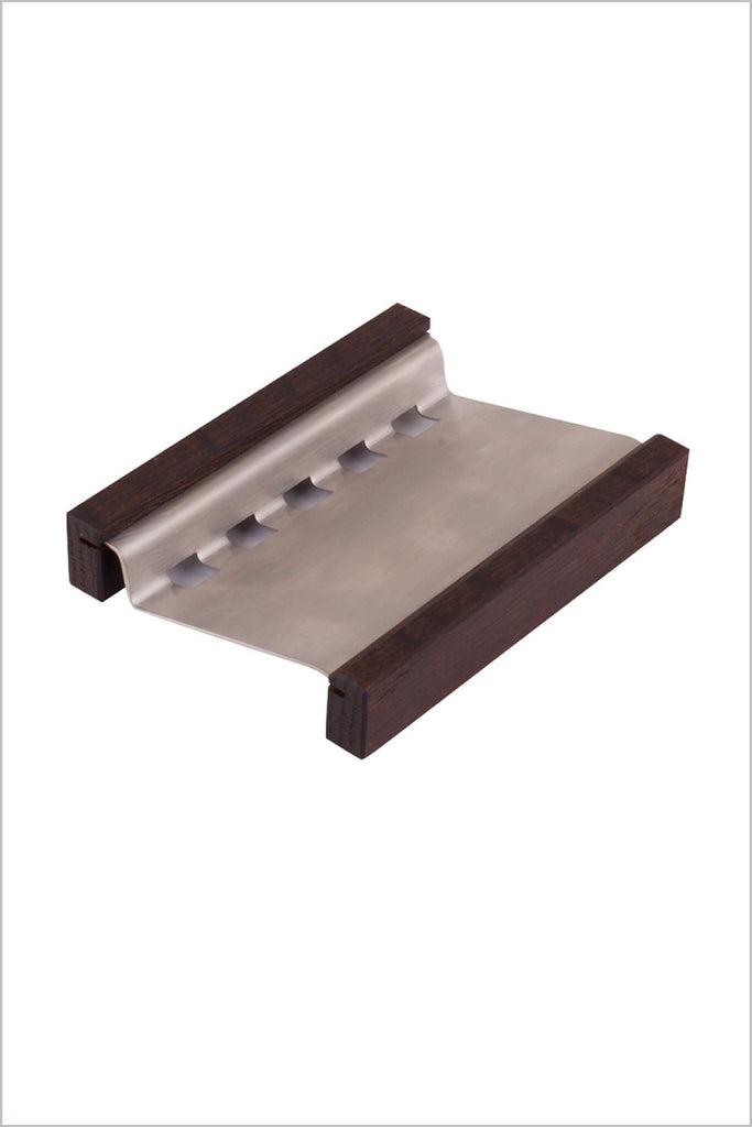Redecker Stainless Steel Soap Dish
