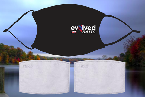 Evolved Baits Face Mask