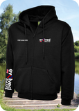 UC504 Full Zip Hooded Sweatshirt