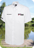 UC702 Mes Pinpoint Oxford Short Sleeve Shirt