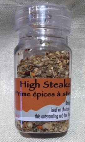 High Steaks Seasoning Rub