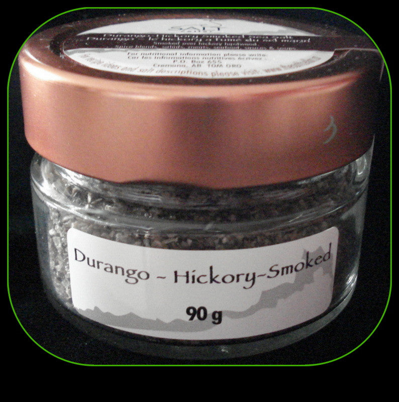 Durango-Hickory Smoked Salt