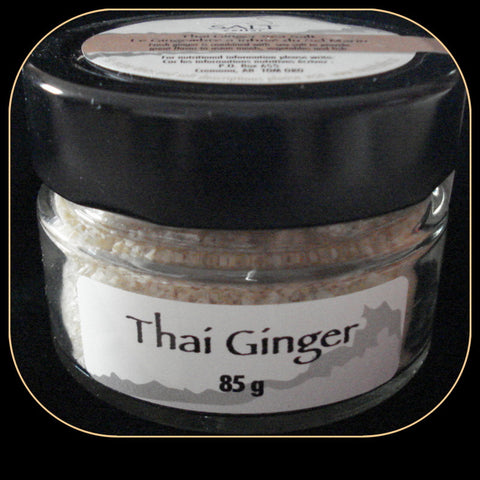 Thai Ginger Infused Sea Salt