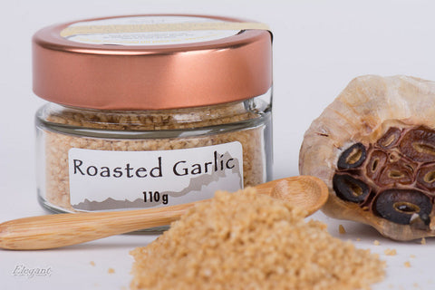 Roasted Garlic Infused Sea Salt