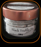 Italian Black Truffle Sea Salt