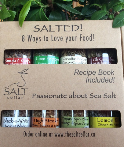 8 ways to love your food - A great gift!