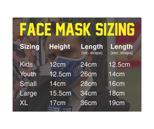 Load image into Gallery viewer, Footy Face Masks